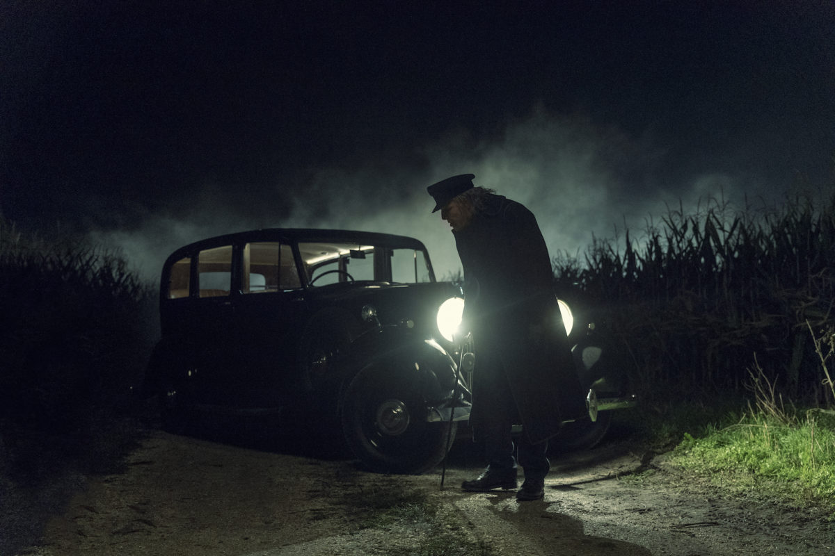 AMC NOS4A2 | The Shorter Way | Zachary Quinto is Charlie Manx