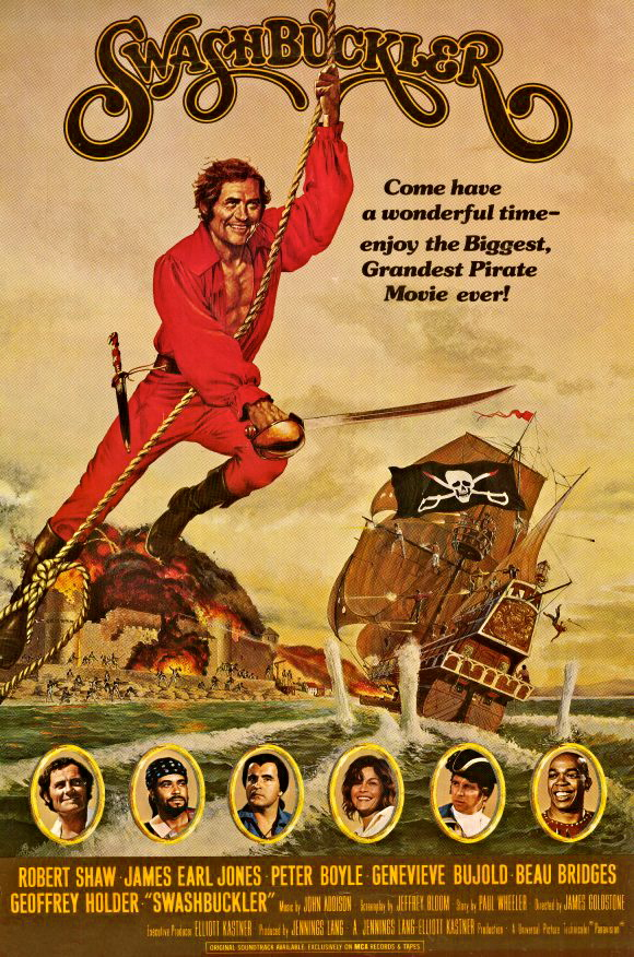 every 70s movie swashbuckler 1976