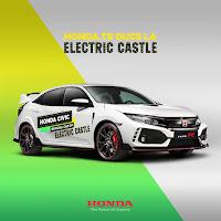 Castiga 2 invitatii cu acces la toate facilitatile VIP din festivalul Electric Castle