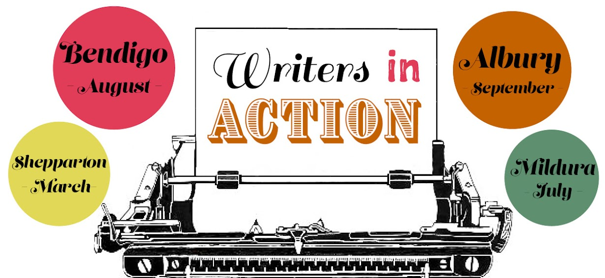 Writers in Action: Writing the Festival