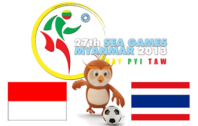 Indonesia U23 vs Thailand U23