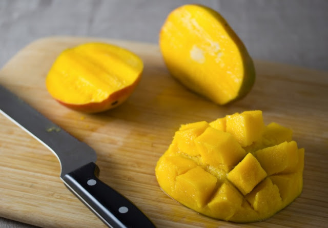 Make beer mango marinade