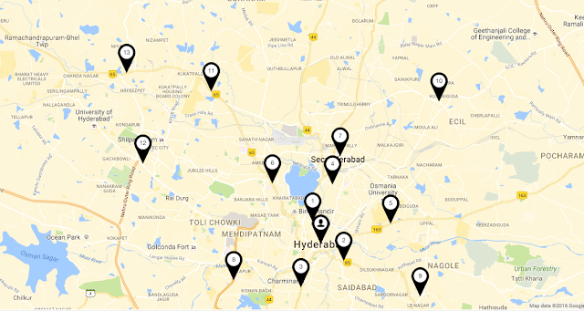 LYF Service Centers in Hyderabad