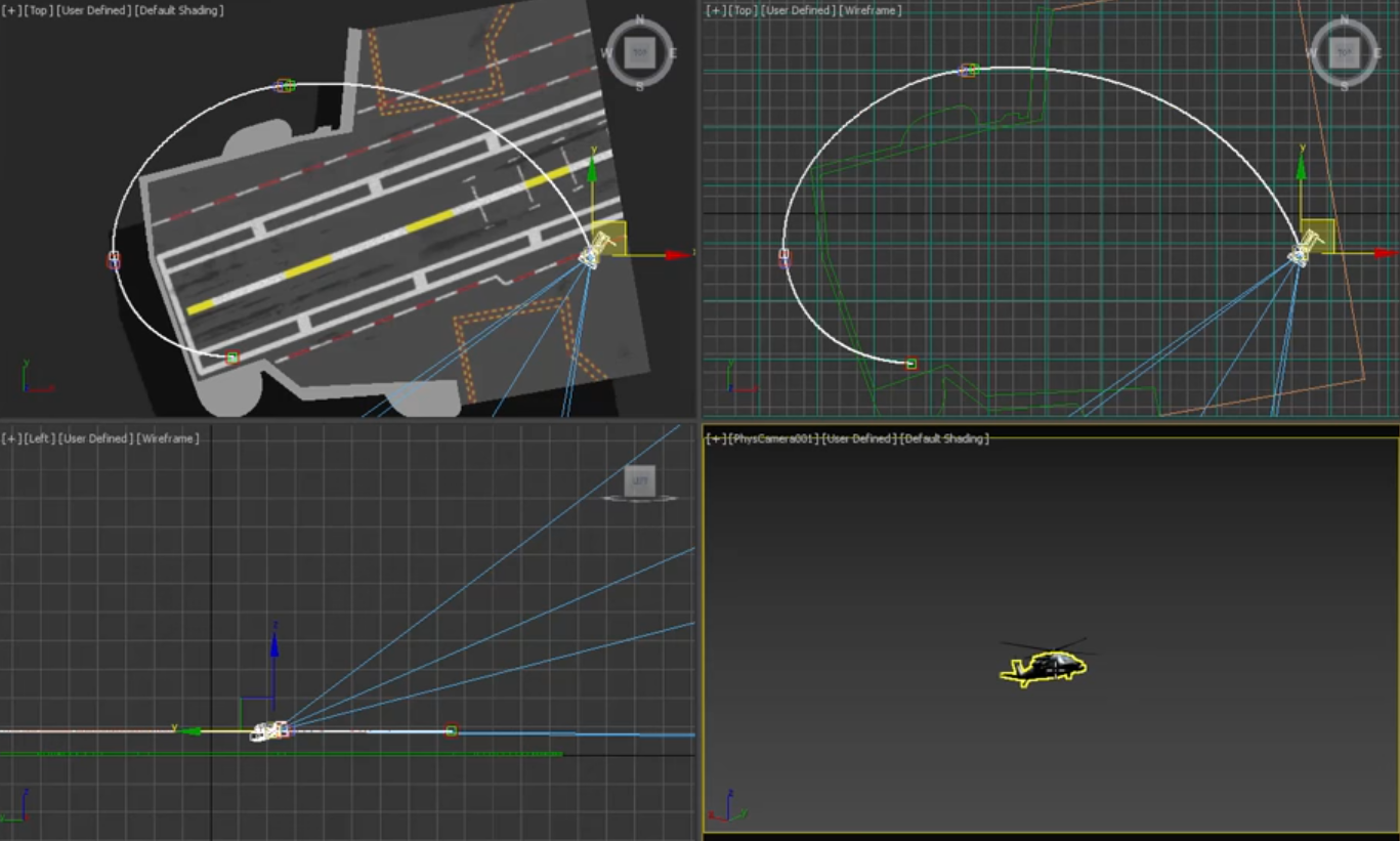 Using Motion Paths with 3ds Max | CG TUTORIAL