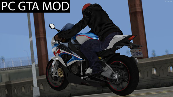 Free Download  2018 BMW S1000RR  Mod for GTA San Andreas