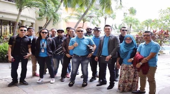 Kecoh! Perut Datuk Boy Iman Jadi Bualan Netizen