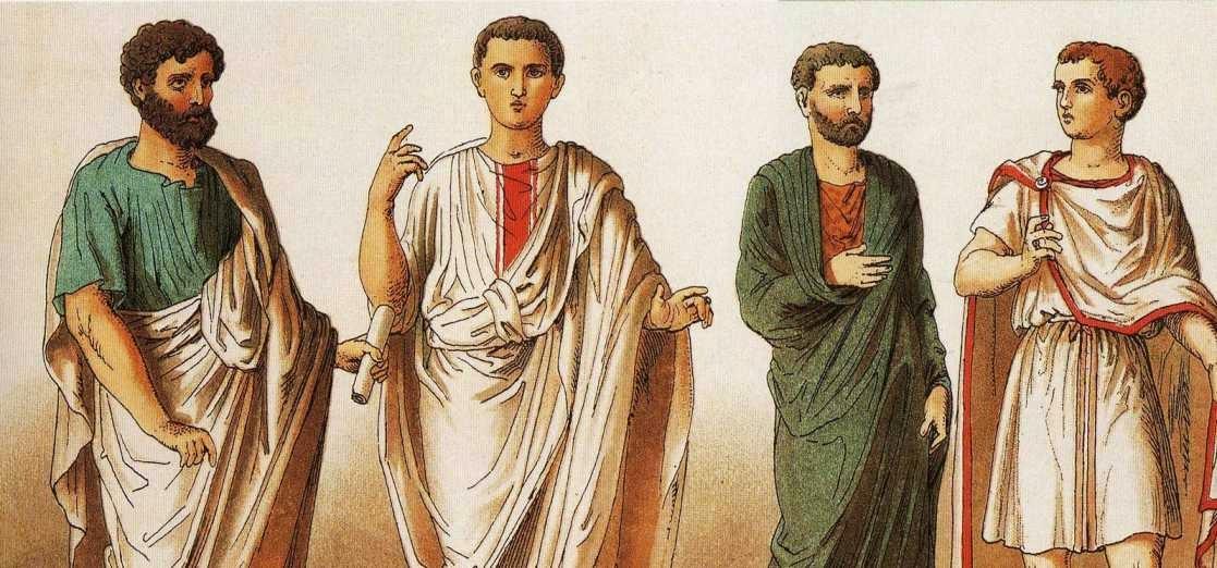 Herederos y herencia romana