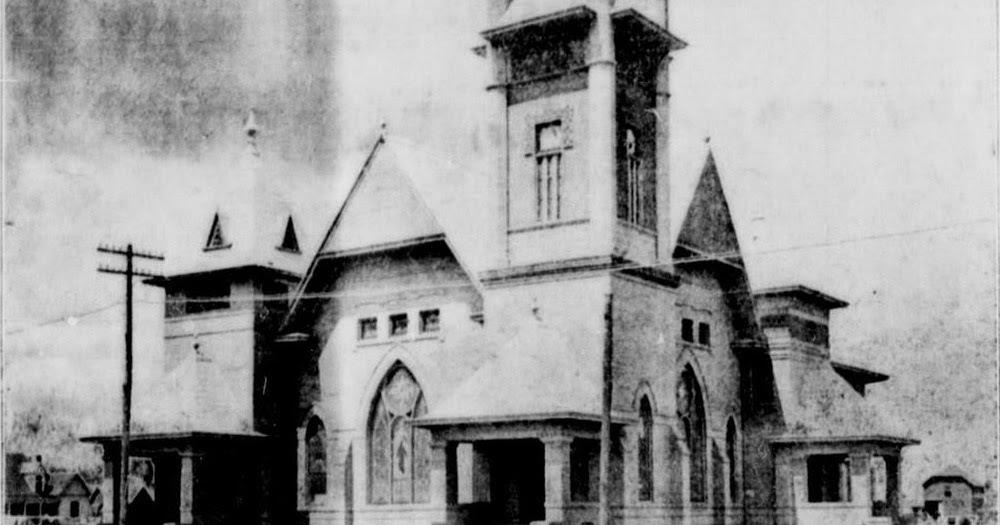 History Of Amarillo Texas Polk Street Methodist Church