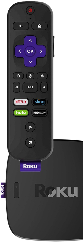 Roku Ultra | 4K/HDR/HD streaming player with Enhanced remote