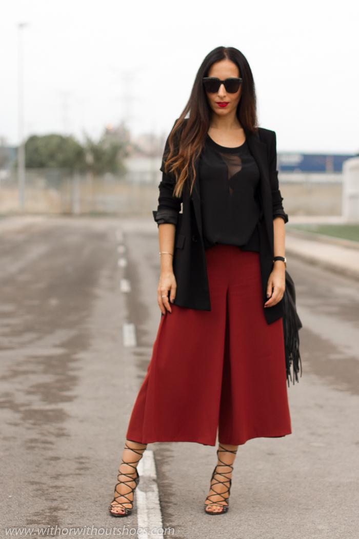 BLogger influecer de moda belleza valenciana con ideas para vestir guapa y con estilo
