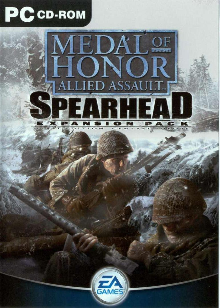 Medal of Honor Allied Assault Spearhead