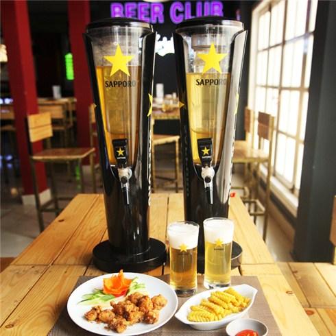 Tháp bia Sapporo