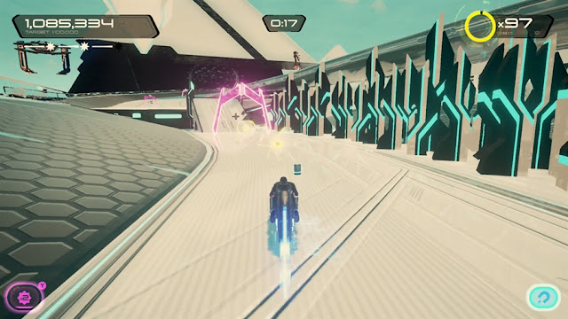 TRON RUN/r Download Photo