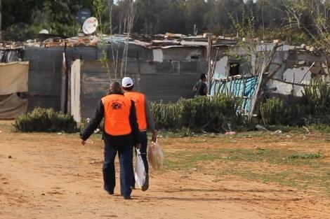 مغاربة-الهامش-يكرّسون-قيم-التضامن-القروي-في-زمن-كورونا