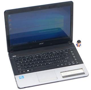 Laptop Acer Aspire E1-431 Second di Malang