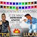 Esquenta Santo Antônio dia 21 de maio com Victor Aragão e Lucas Reis na AABB de Ruy Barbosa