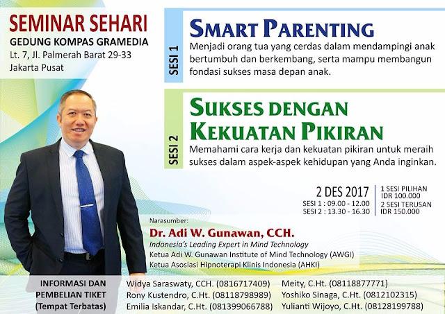 Adi W Gunawan - Imel Young - Parenting