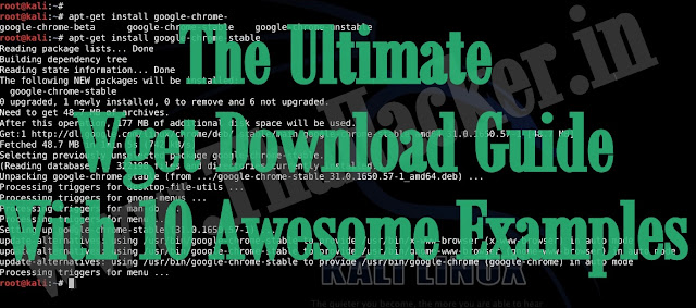 The Ultimate Wget Download Guide With 10 Awesome Examples