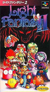 Light Fantasy 2 [ SNES ]