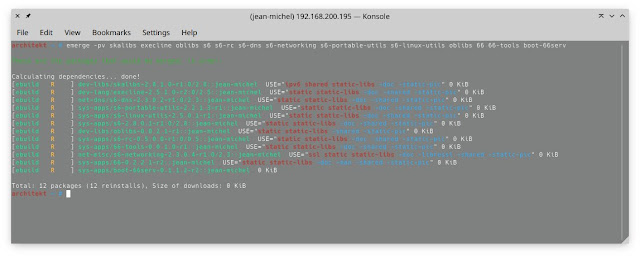 Lançado execline-2.6.1.0