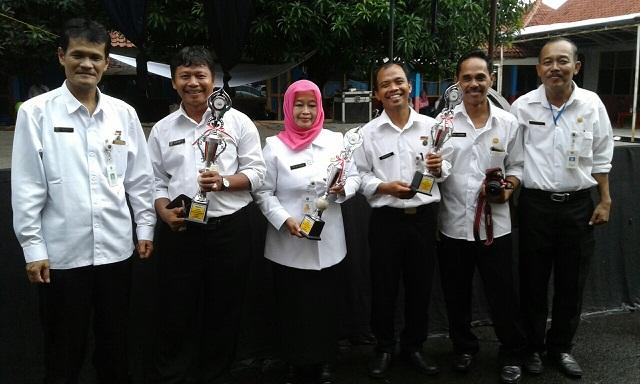 Tapos Juara Umum FLS2N 2016 Kota Depok