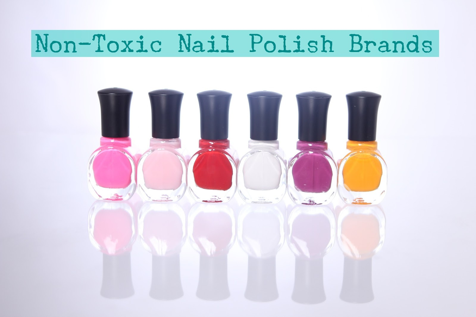 Hello Green Beauty Non Toxic Nail Polish Brands In The