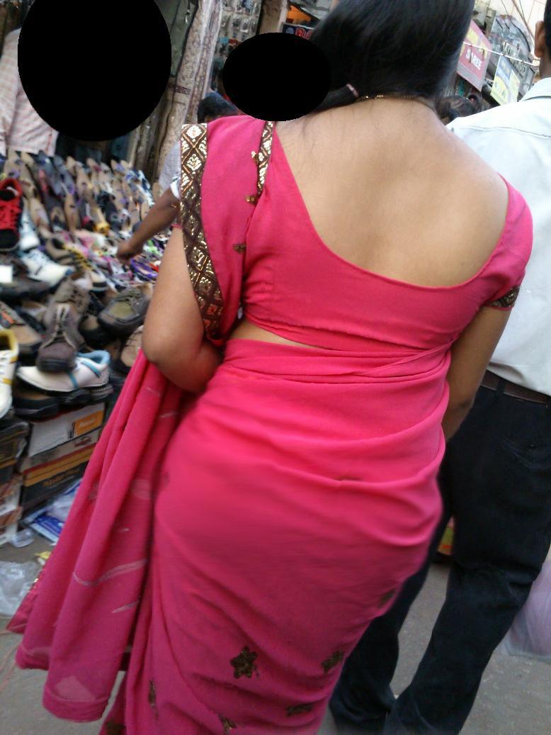 sexy ass in saree