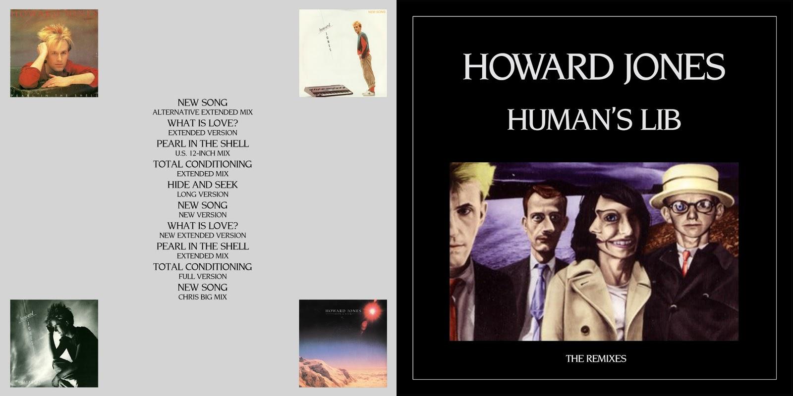 Howard jones hide and sex