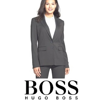 Queen Letizia HUGO BOSS Wool Women Suit
