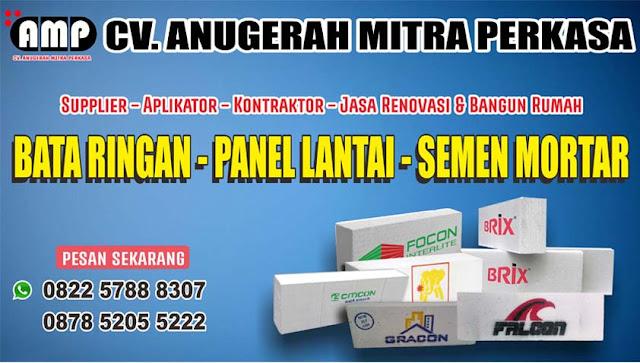 Jual Bata Ringan Murah - 082257888307