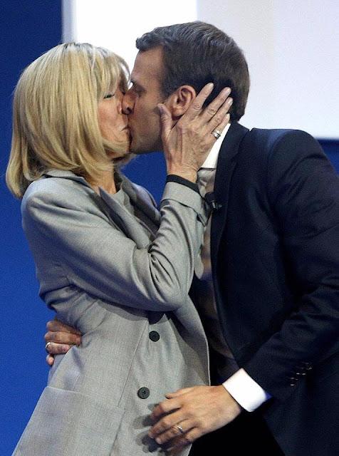 Chuyến đi buôn của ông Macron