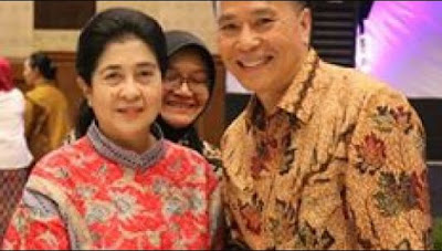 Walikota Tomohon Terima Penghargaan dari Menteri Kesehatan