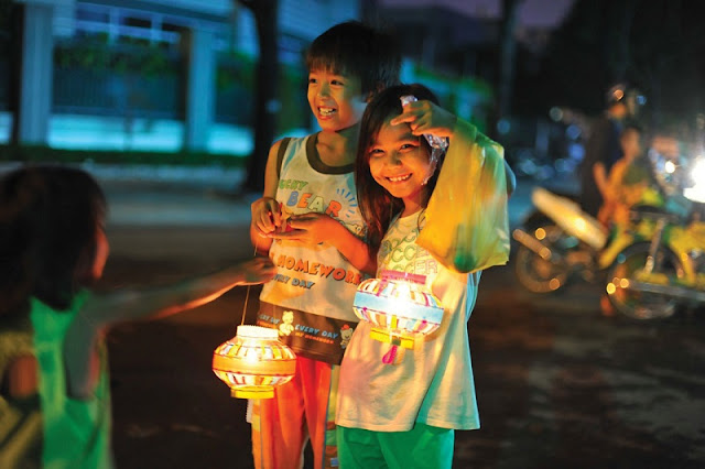 Vienam's Mid-Autumn Festival (Tết Trung Thu) 4