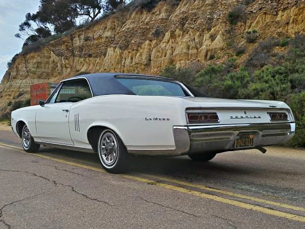 Time Capsule 1967 Pontiac Lemans Auto Restorationice