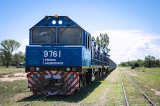 Las nuevas locomotoras del Ferrocarril Belgrano pasaron las primeras pruebas