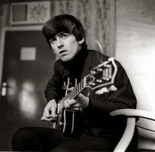 The Beatles & Bournemouth: George writing Don't Bother Me in Bournemouth