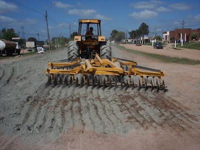 Estabilización de subrasante (suelo cemento)