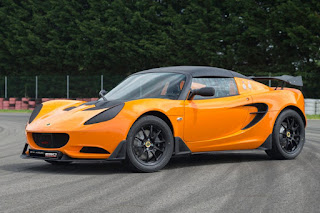 Lotus Elise Race 250 (2016) Front Side
