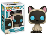 Funko Pop! Siamese