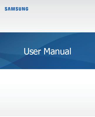 Samsung Galaxy S8 Manual PDF