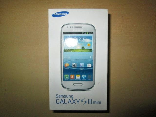 Dus Samsung Galaxy S3 Mini Bekas Layak Pake