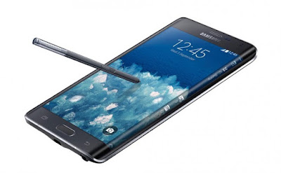 Samsung Galaxy Note 5 & S6 Edge Mobile Official Specs