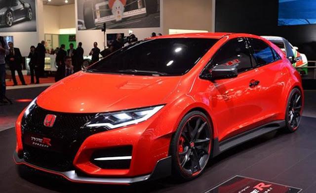 2017 Honda Civic Type R Specs