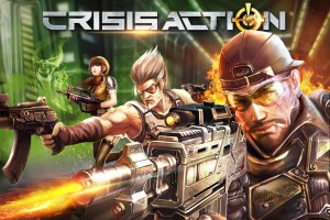 Crisis Action-eSports FPS MOD APK+DATA 1.9.1