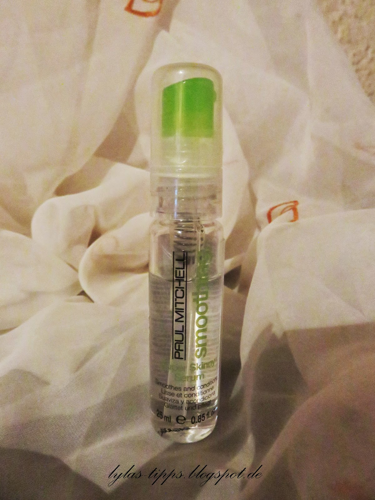Lyla´s Tipps: Review Paul Mitchell`s Smoothing Super ...