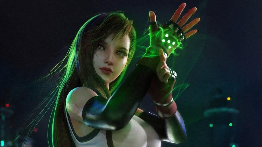 Tifa Lockhart, Final Fantasy 7 Remake, 4K, #7.1768