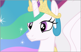 MLP Princess Celestia Figures