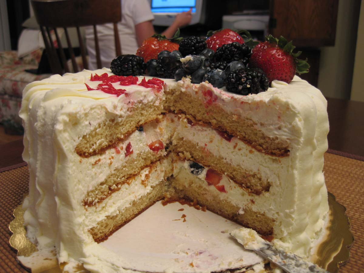 Whole Foods Chantilly Cake Order