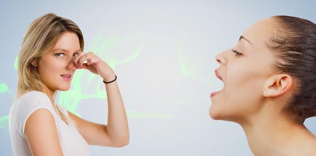 menghilangkan bau mulut, mengatasi bau mulut