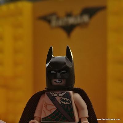 Tartan Batman BatLogo